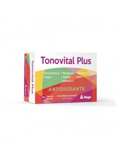 TONOVITAL PLUS ANTIOXIDANTE SD EST X...