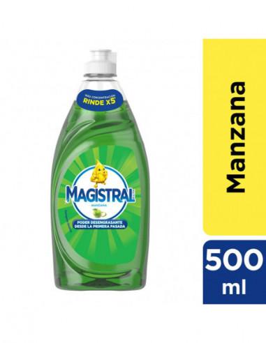 Magistral Ultra Manzana Detergente...