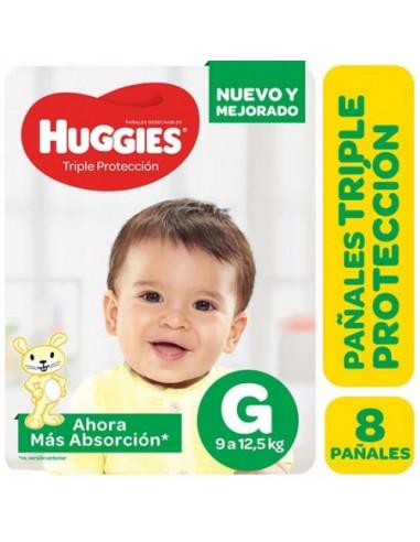 HUGGIES CLASSIC PAÑAL REGULAR  G