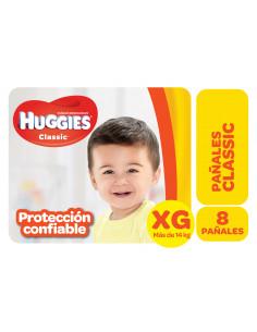 HUGGIES CLASSIC PAÑAL...