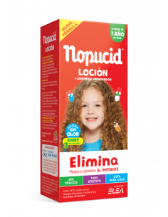 Nopucid locion elimina...