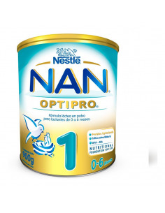 Nestlé Nan 1 Optipro Polvo...