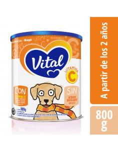 Vital Vitamina C 800 Gr