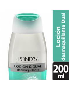 Ponds Loción C Dual 200 Ml