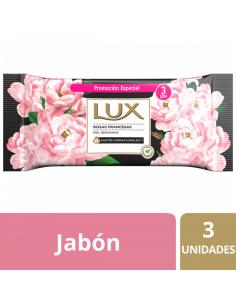Lux Jabón en Barra Rosas...