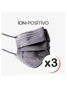Barbijo Ion-Positivo X3