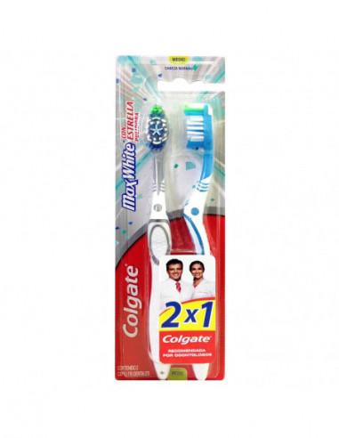 Colgate Cepillo Dental Max White...