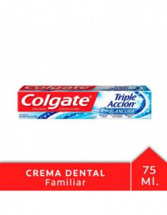 Colgate Crema Dental Triple...