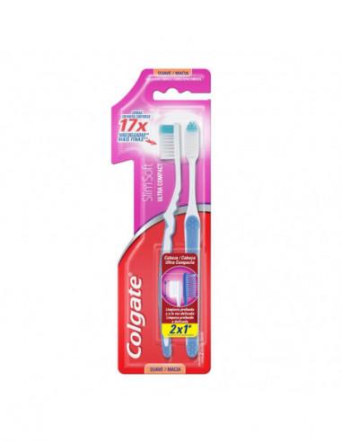 Cepillo Dental Colgate Slim Soft...