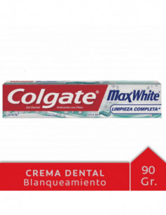 Colgate Crema Dental Max...