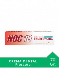 Noc 10 Crema Dental...