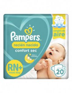 Pampers Confort Sec Recién...